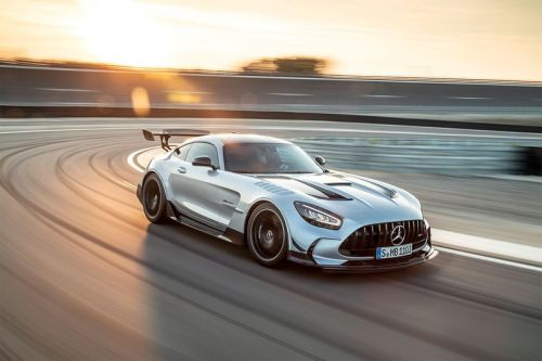 Mercedes-AMG's GT Black Series Is Its Most Powerful V8 AMG Ever Built