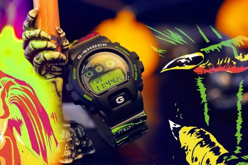 Mishka Gets Spooky With Halloween-Themed G-SHOCK DW-6900