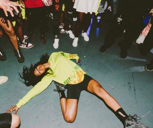 Listen to Teyana Taylor's new, Kanye-produced album Keep That Same Energy