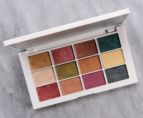Makeup by Mario Master Metallics Eyeshadow Palette Review & Swatches