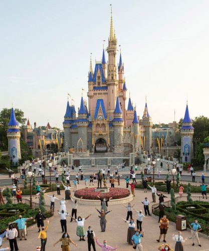 People On Social Media Are Not Exactly Thrilled About Disney World Reopening