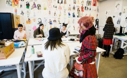 Fashion student suicide: the dark side of academic pressure