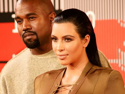 Kim K. & Kanye Reportedly Hired A Surrogate For Baby No. 3