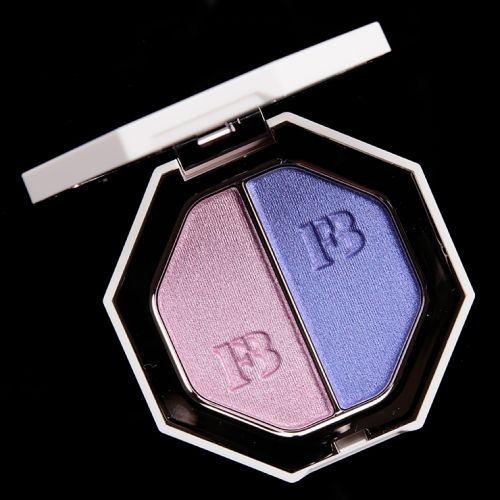Fenty Beauty 7daywknd/Poolside Killawatt Foil Freestyle Highlighter Duo Review, Photos, Swatches