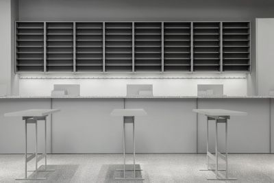 Take a Look at the Super Minimalist Interior of One of ARKET's New Stores