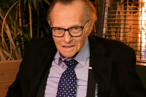 Larry King, Iconic Talk Show Host, Has Died at 87