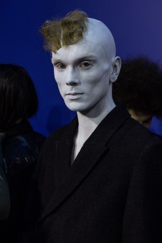 Rick Owens turns a bad mood into a good collection