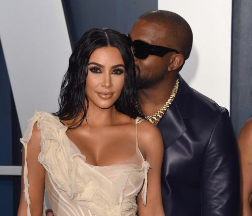 Kim Kardashian Reveals Kanye West Got Her a Hologram of Her Late Father for Her 40th Birthday: Watch