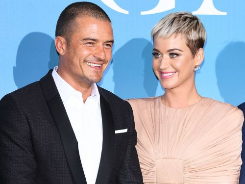 Katy Perry and Orlando Bloom Are Engaged-See the Stunningly Unique Ring