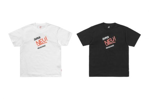 Carhartt WIP Aligns With German Post-Punk Band Neu! On a Capsule Collection