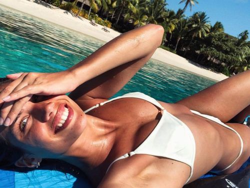 The 1 Swim Brand Celebs Are Wearing This Summer