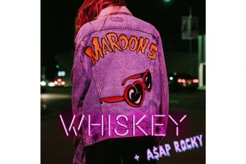 "Maroon 5 Links Up With A$AP Rocky For ""Whiskey"""