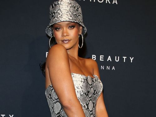 Rihanna Is Rumored To Be Launching A Fashion House With LVMH