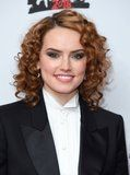 Daisy Ridley Joined the '80s Perm Revival - and Damn, It Looks Good on Her