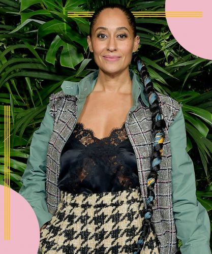 Tracee Ellis Ross' Outfit Makes A Case For Pairing Sweatsuits With Heels