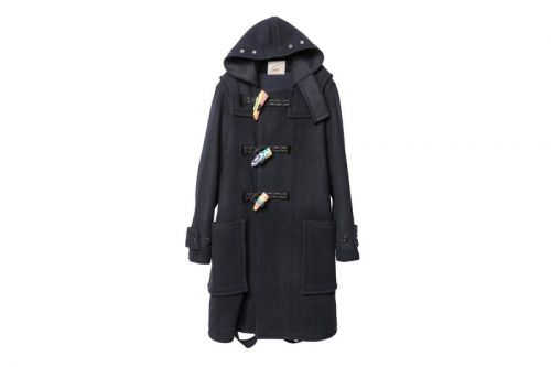 Sacai Links up With Haroshi for Tokyo-Exclusive Duffle Coat