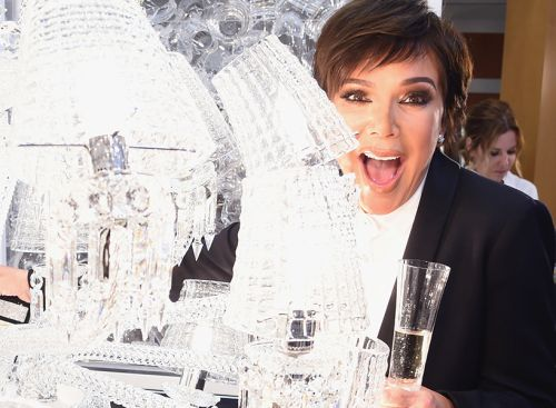 Dear Kris Jenner, You're Doing Amazing Sweetie and You Deserve Way More Kredit