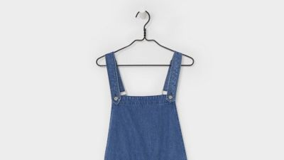 The Sustainable Overalls Whitney Needs to Add to Her Collection