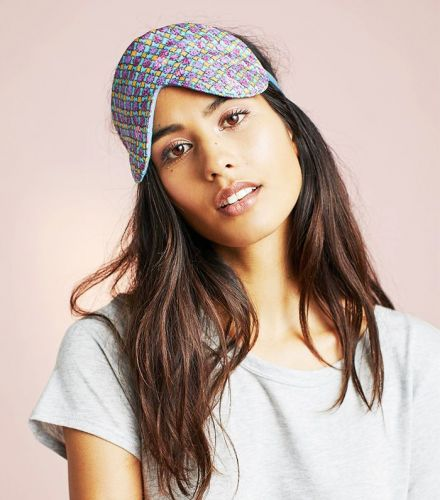 9 Cute Sleeping Masks to Top Off Your Bedtime Look