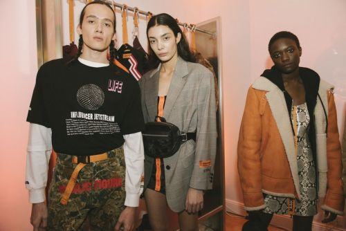 Heron Preston & EV BRAVADO to Introduce Their First Collab at Paris Pop-Up
