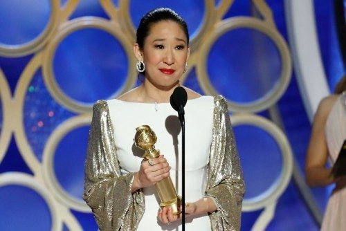 The Importance of Sandra Oh Thanking Her Parents in Korean at
