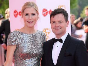 Dec Donnelly Went To The BAFTA TV Awards Without Ant McPartlin