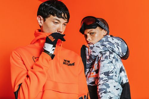 PUMA & Atelier New Regime Unleash FW18 Motorsport-Inspired Collection