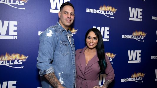 'Jersey Shore' Star Angelina Pivarnick Is Happy to 'Lean On' Her Fiancé During Battle With Depression
