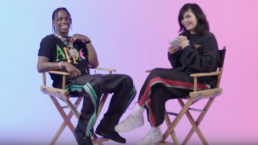 Travis Scott Tests His Kylie Jenner Knowledge in Adorable New Video - Find out How Well He Does!