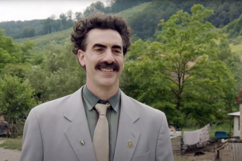 'Borat 2' review: Sacha Baron Cohen tries to make Rudy Giuliani a joke