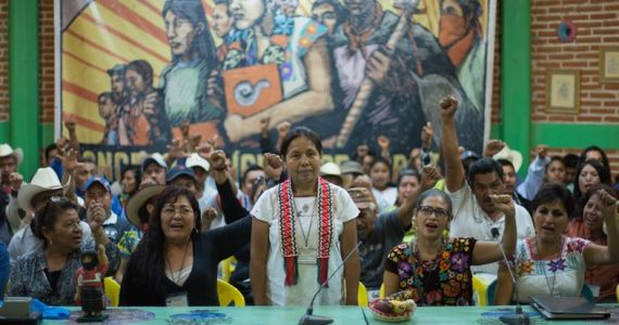 The indigenous feminist rebel fighting to become Mexico's president
