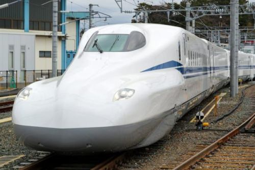 "Japan Introduces ""Supreme"" Bullet Train for 2020 Olympics"