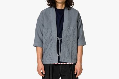 Visvim® Releases a Sanjuro Jacket Constructed of Superior Luxsic Cotton
