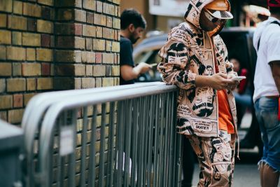 London Went Hard on Streetwear and Luxury for Day 2 of Our LFWM Streetsnaps