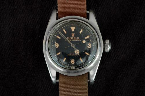 Vintage Rolex Submariner Becomes Most Expensive Watch Ever Sold