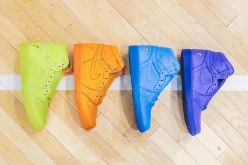 Foot Locker's New Hollywood Location Releases the Gatorade x Air Jordan 1s Early