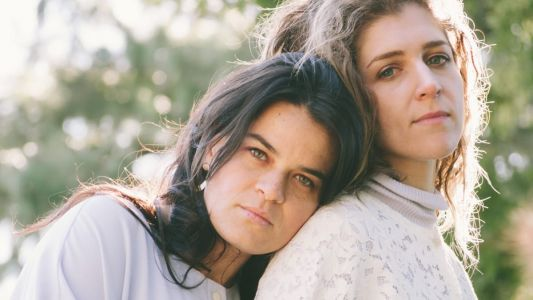 Meet Overcoats, the Genre-Bending Musical Duo Obsessed With Emerging Designers and Thrifting