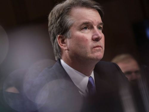 Kavanaugh & Friends Made Jokes Calling A Girl Promiscuous In High School Yearbook