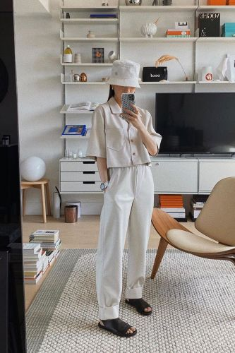 The Chill Summer Trend I Legit Plan on Wearing With Everything