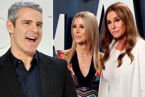 Andy Cohen denies Caitlyn Jenner, Sophia Hutchins are joining 'RHOBH'