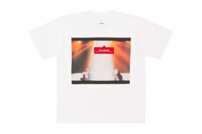 Doublet Goes 'Backstage' for Its Latest T-Shirt Capsule for Dover Street Market