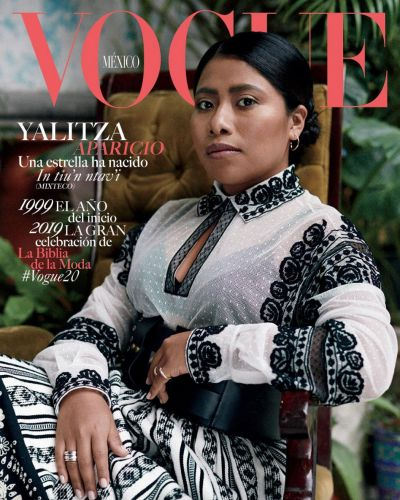 This First-Time Actress Just Landed an Instantly Iconic Vogue Cover