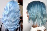 "It May Be Summer, But This Arctic Hair Color Will Have You Saying ""What Music Festival?"""