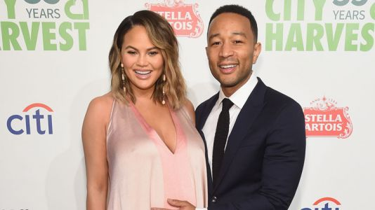 Surprise! Chrissy Teigen and John Legend Just Welcomed Baby No. 2!