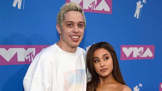 Ariana Grande And Pete Davidson Reportedly Split Because It Was 'Too Much Too Soon'