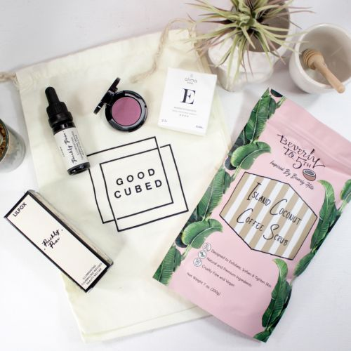 Cruelty Free and Clean - Shopping at Good Cubed