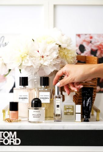 Favorite Perfumes for Summer