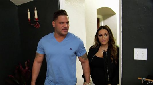 Ronnie Ortiz-Magro Jokes About His Domestic Violence Incident With Baby Mama Jen Harley