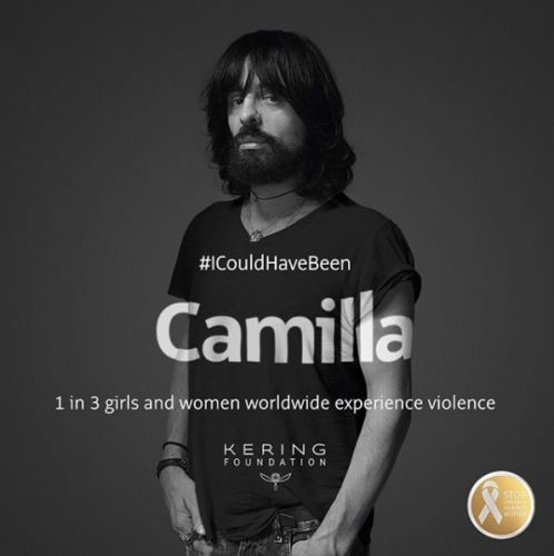 Top Designers Join Forces To Raise Awareness Of Violence Against Women