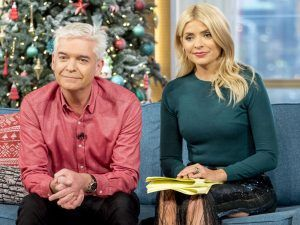 Holly Willoughby Just Made An Awkward Star Wars Blunder On This Morning